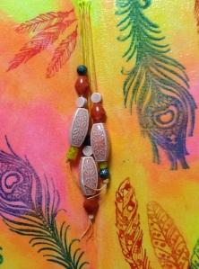 Journal Cover - Bead Closeup