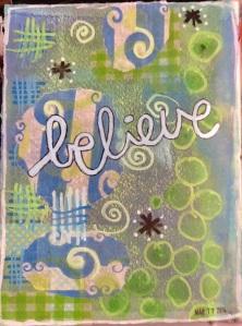 3-17-14 Believe