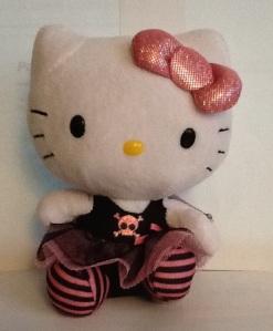 Hello Kitty Goth Ballerina