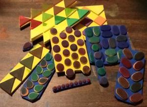 Foam stamps 1-4-15