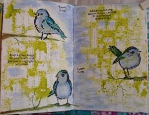 4-3-15 Blue Bird Trio